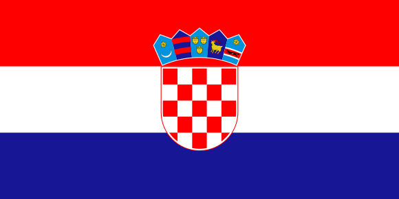 Mario Blazek's' country flag